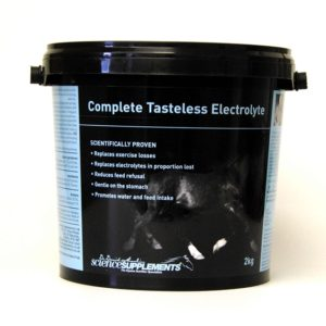 Science Supplements Complete Tasteless Electrolyte